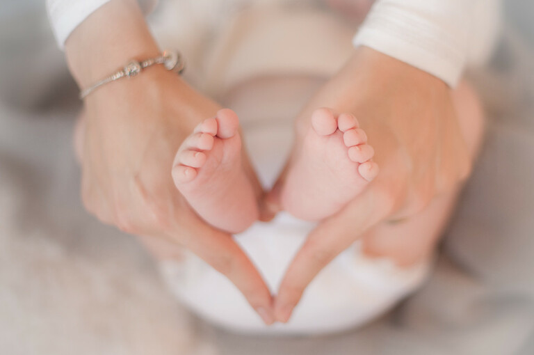 Fotoshooting Schwangerschaft
